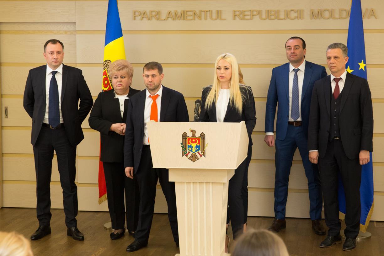 Фракция Партии ШОР заявила о нарушении своих прав со стороны парламентского большинства